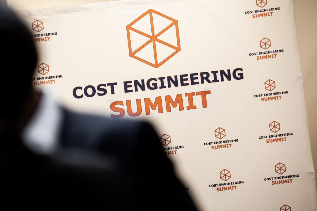Cost Engineering Summit 2019 Pressewand