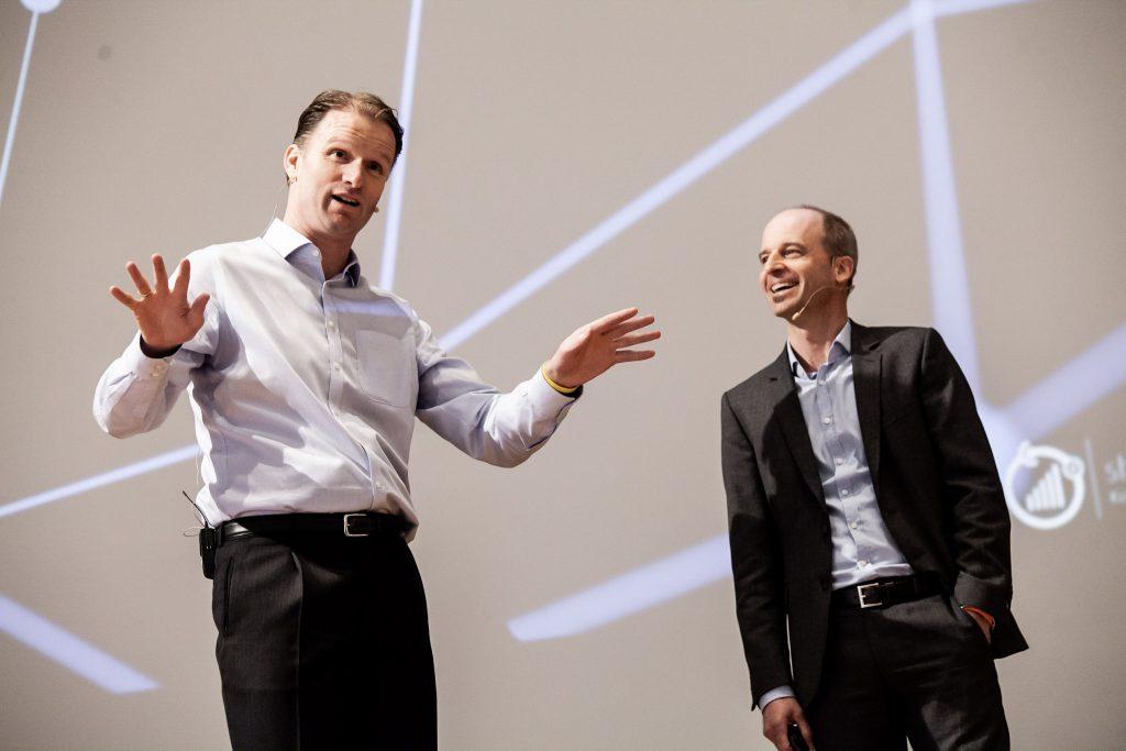 Cost Engineering Summit 2019 - Frank Sundermann und Hans-Peter Gysel