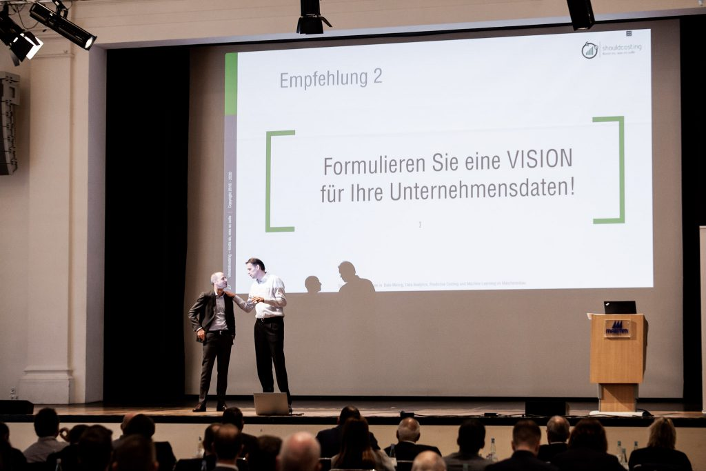 Cost Engineering Summit 2019 - Frank Sundermann und Hans-Peter Gysel