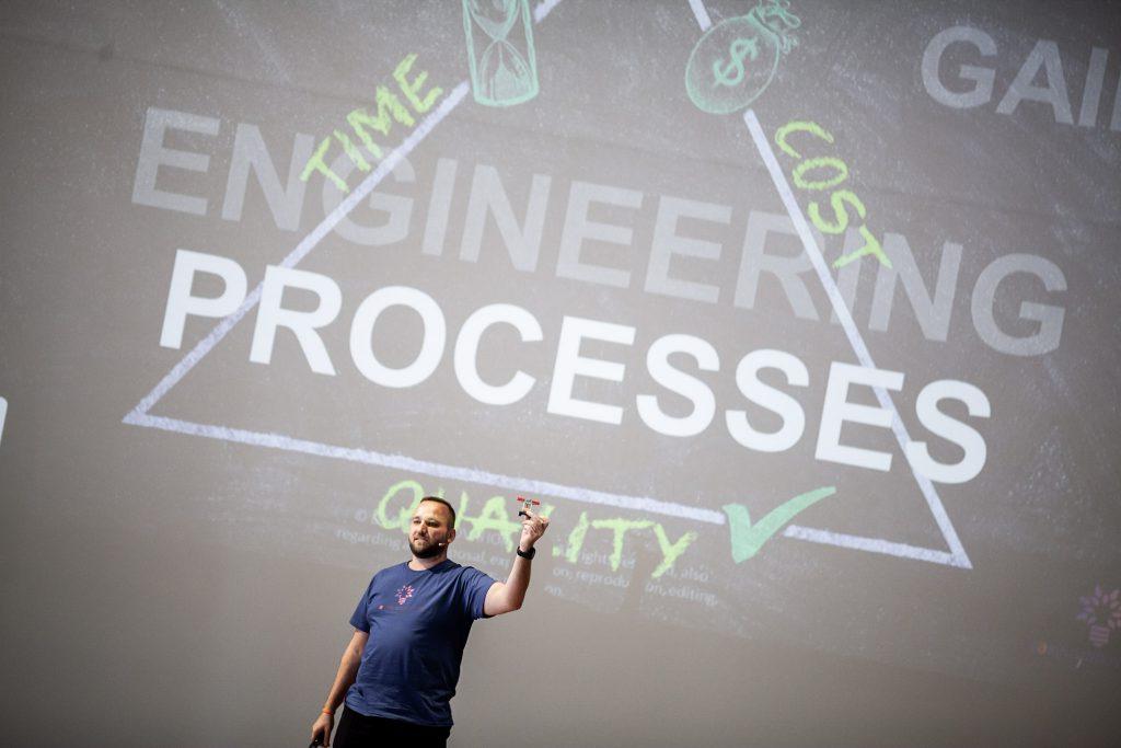 Cost Engineering Summit mit Andrej Dering