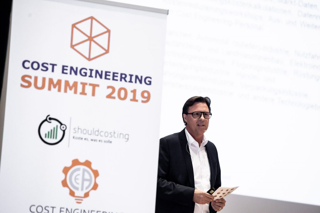 Cost Engineering Summit 2019 mit Frank Weinert