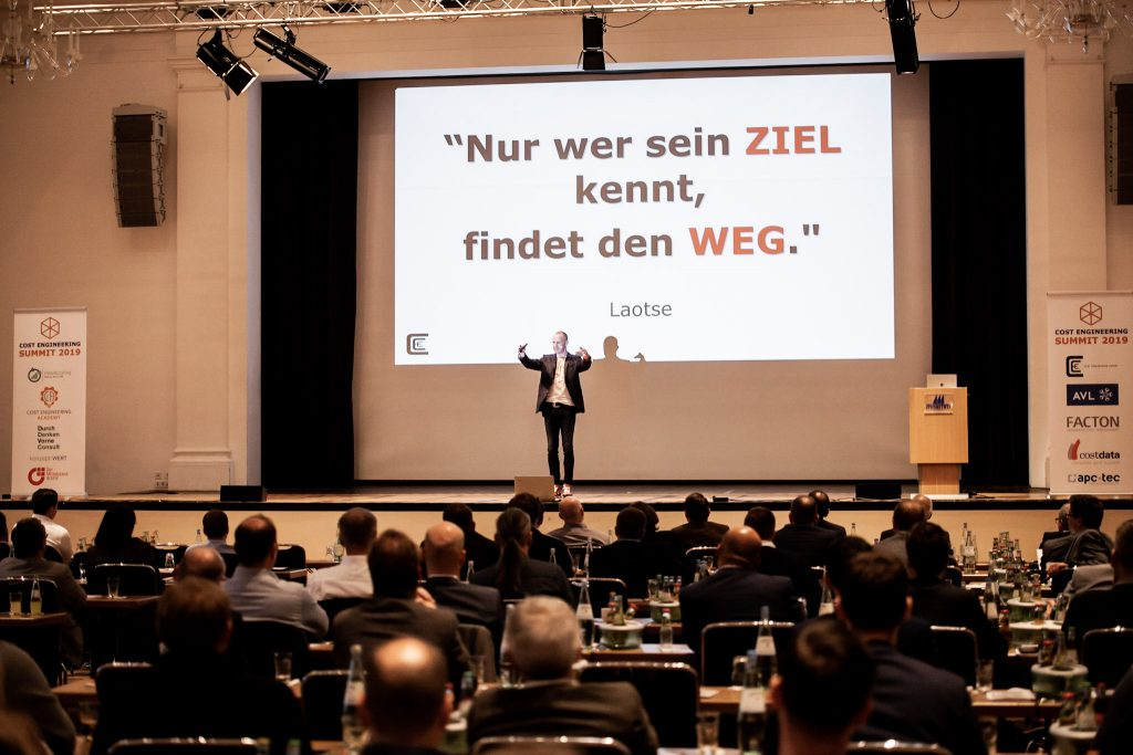 Cost Engineering Summit mit Steffen Goebel