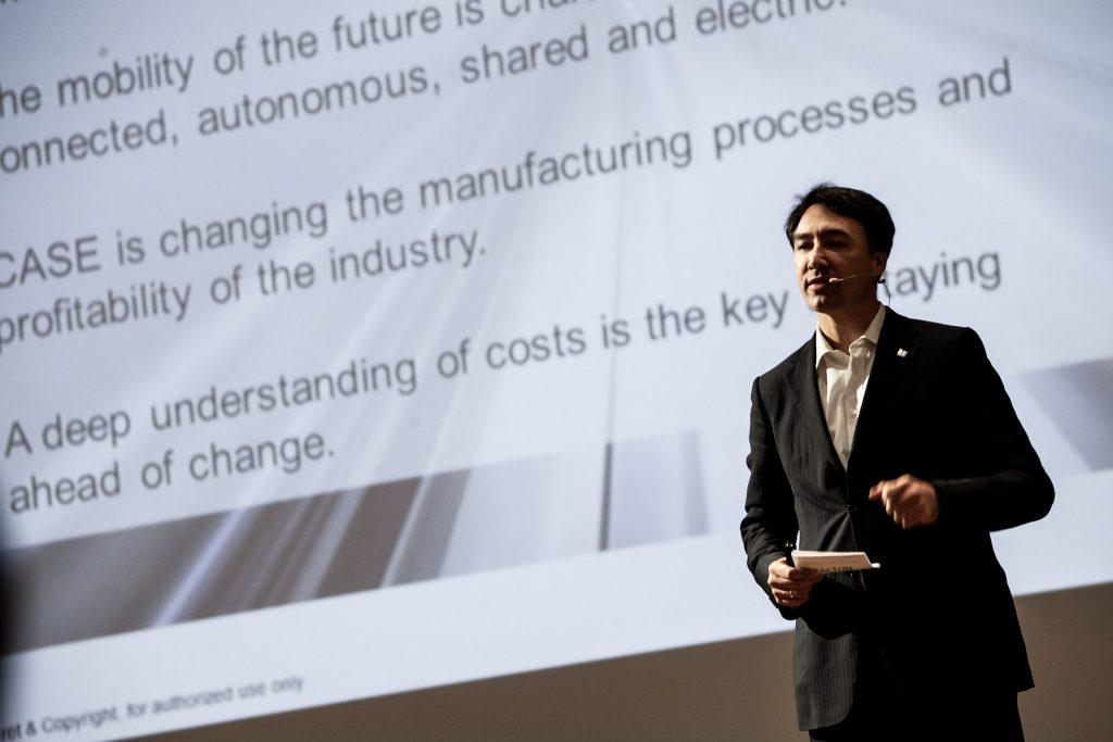 Cost Engineering Summit 2019 Alexander M. Swoboda