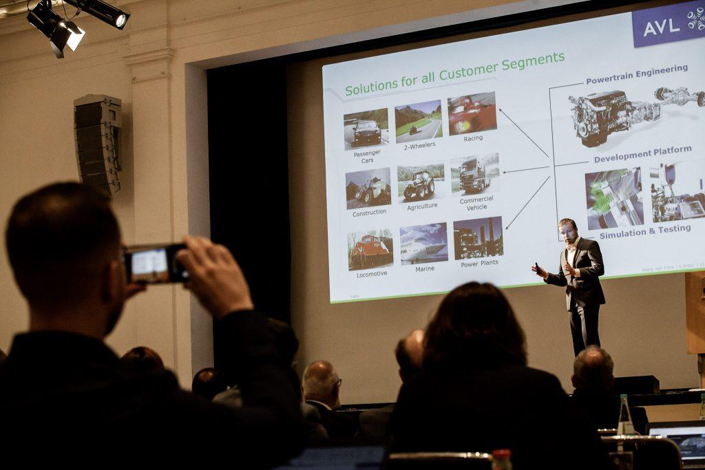 Cost Engineering Summit AVL Georg von Falck